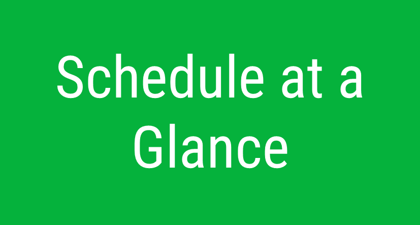 Schedule at a Glance