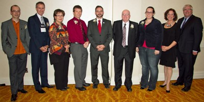 2012 Awards of Excellence Recipients