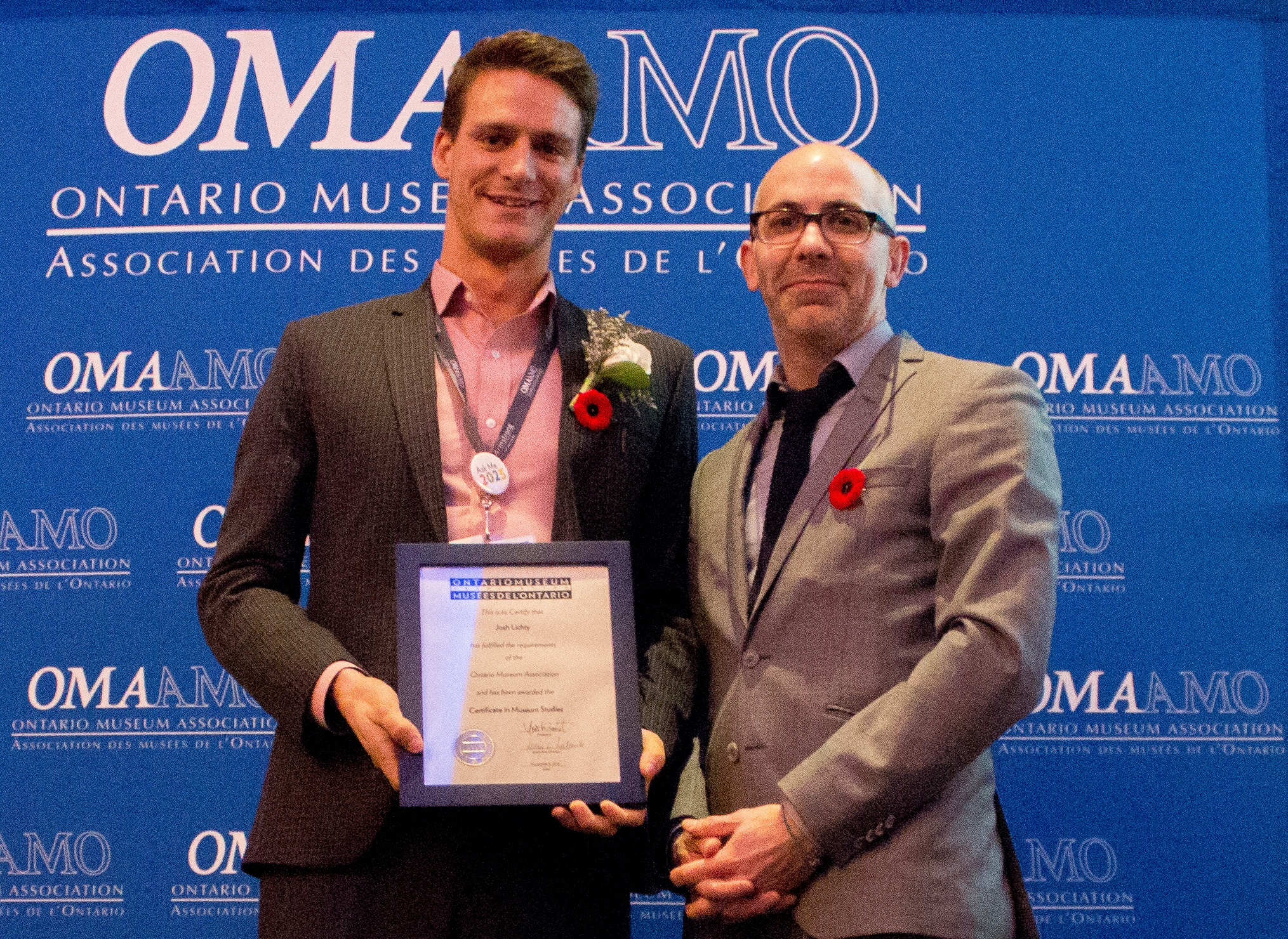 Awards Of Excellence Ontario Museum Association