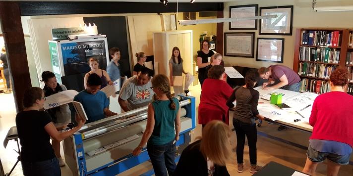 Exhibit Planning and Design