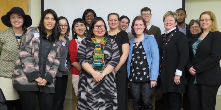 Peel Mentorship Group Photo