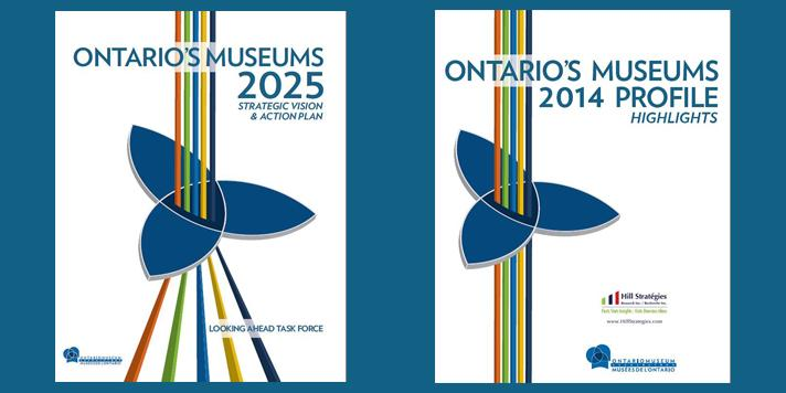 Ontario's Museums 2025 & Ontario's Museums 2014 Profile: Highlights