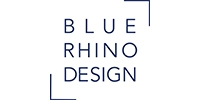Blue Rhino Design Logo