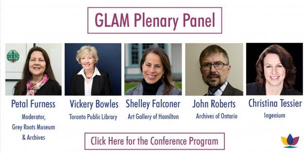 GLAM Plenary Panel