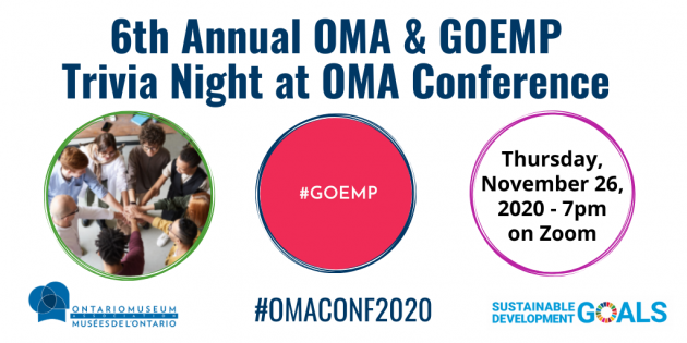 6th Annual GOEMP Trivia Night at OMA Conference