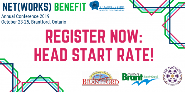 Register Now: Head Start Rate, for the OMA Conference 2019: Net[works] Benefit