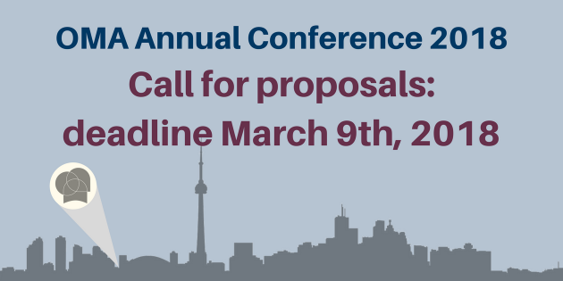 Call for Proposals - Deadline: March 9, 2018