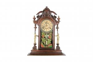 City of Hamilton Mantel Clock