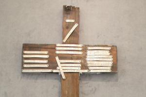 The Flanders Fields Cross
