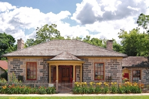 McDougall Cottage Historic Site, 1858