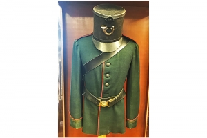 Royal Canadian Rifle Regiment Uniform