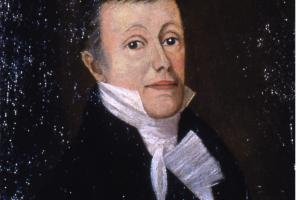 Jacques Baby's portrait