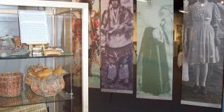 Scugog Shores Heritage Centre & Archives First Nations Exhibit