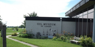 The Oil Museum of Canada National Historic Site