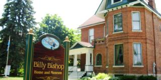 Billy Bishop's Boyhood home in Owen Sound, Ontario