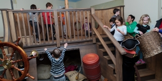 Hamilton Children's Museum, Interactive Learning, Wednesday Wigglers, Imagination, Family Friendly