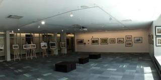 View of L Space Gallery, Interior