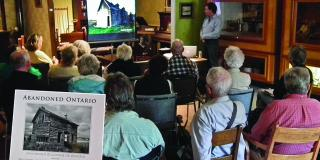 Speakers series draws crowds to our community museum