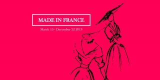 Made in France at the Fashion History Museum
