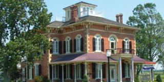 Cottonwood Mansion Exterior