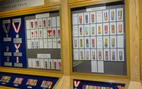 The Ivey Medal Gallery
