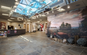 Heritage Discovery Center Lobby