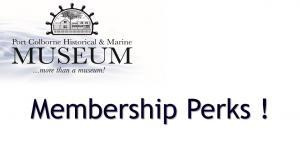Membership Perks!