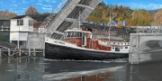 Reflections: Fish Tugs of Port Dover, an Exhibit of Art by Donald Howell
